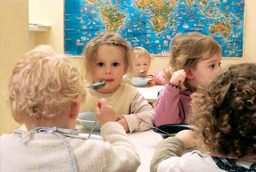 Angebot Im Bilingualen Kindergarten Berlin Verein Zur Förderung